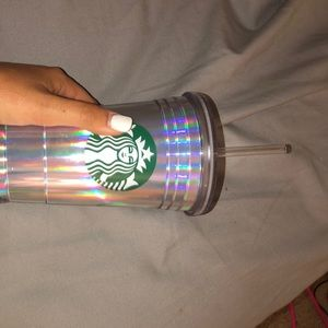 Starbucks cup!